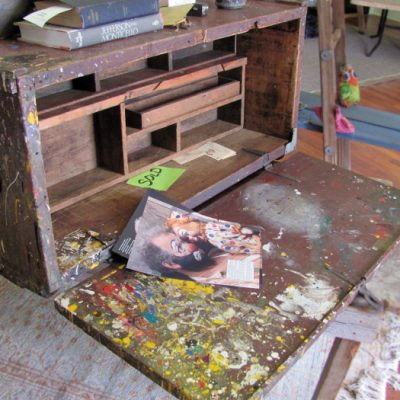 Bardo's Paint Box, before it left the store.