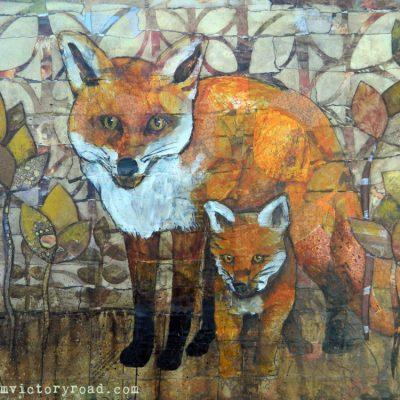 """Foxy Mama"""