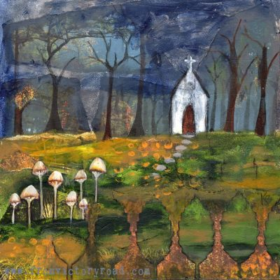 "SOLD ""Little Church in the Wildwood"""