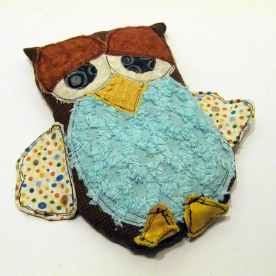 Rice pack owl