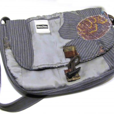 Messenger bag from man's suit
