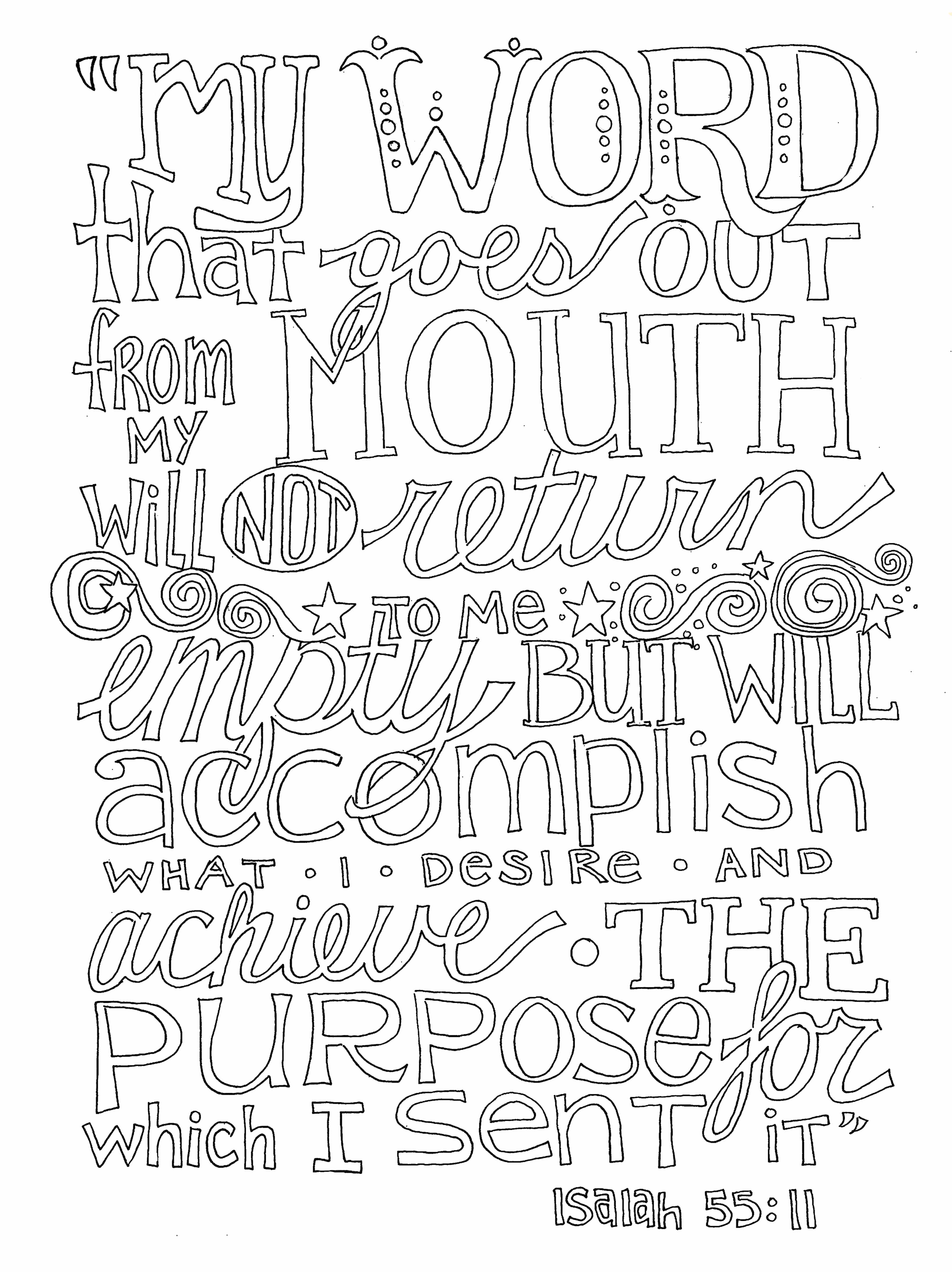 Free Word Art Coloring Page - From Victory Road