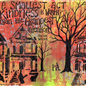 The Smallest Act of Kindness
