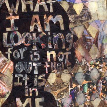 """""""What I Am Looking For"""" by Helen Keller"""