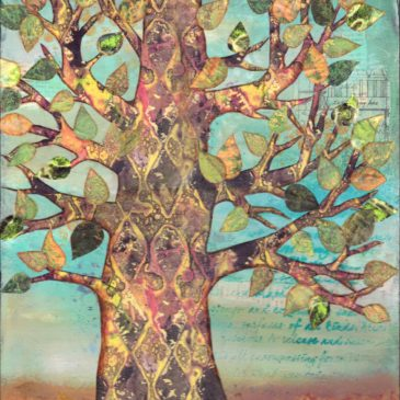 """Harlequin Tree"""