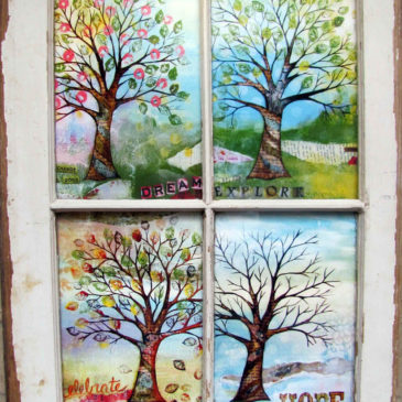 Four Seasons Trees