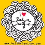 I heart Balzer Designs