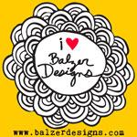 I heart Balzer Designs