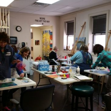 Weekend Workshop Fun