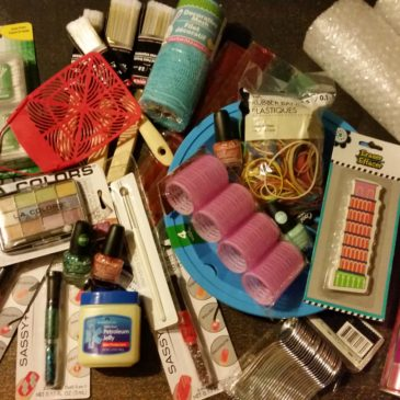 Dollar Store Art Supplies
