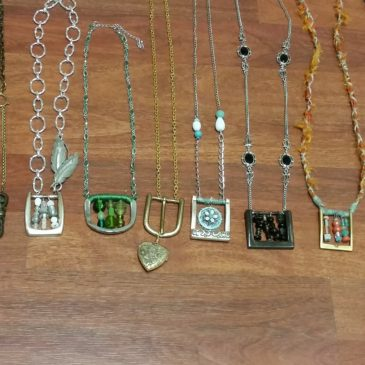 Belt Buckle Pendants