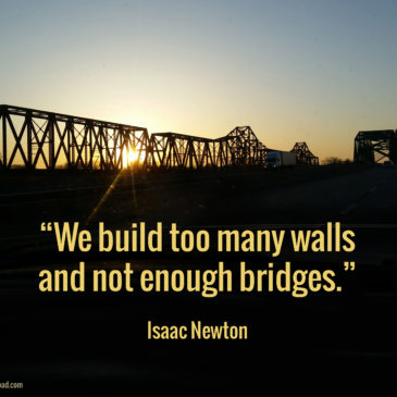 Too Many Walls, Not Enough Bridges