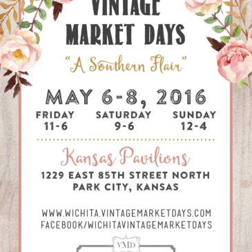 Vintage Market Days Booth