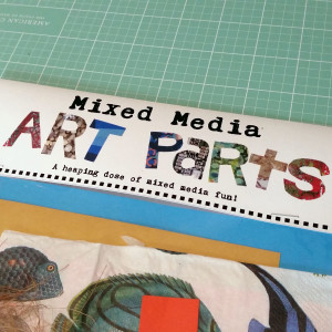 INTRODUCING… MIXED MEDIA ART PARTS!
