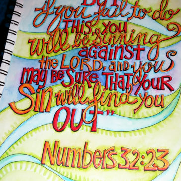Numbers 32:23