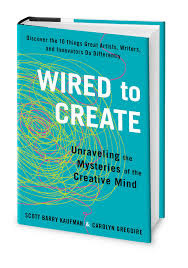 Wired to Create – Book Review