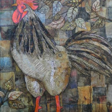 Eldred the Rooster