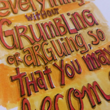 No Grumbling!
