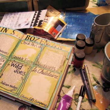 Travel Journal Workshop