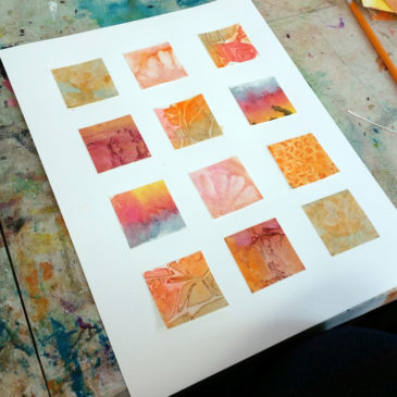 Watercolor in the Mix Workshop
