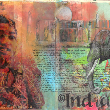 India Art Journal Page