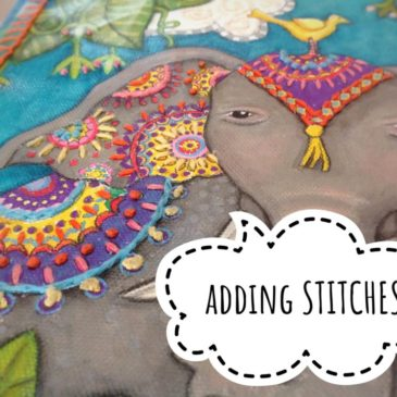 Adding Stitches