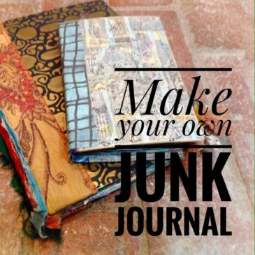 Junk Journal Mini