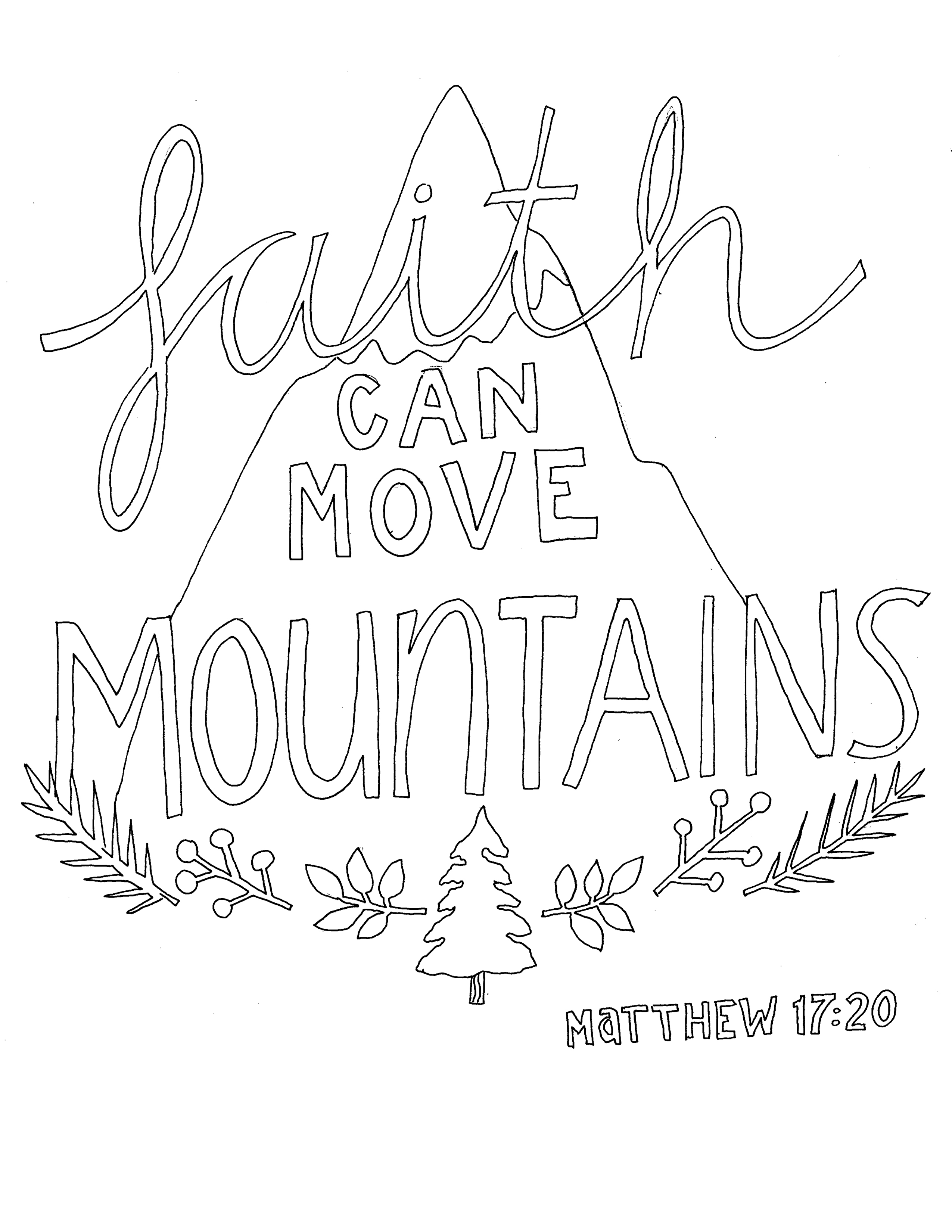 - Faith Can Move Mountains – From Victory Road