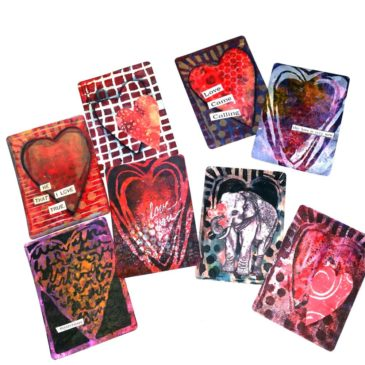 FREE Download for Valentine's Day Cardmaking